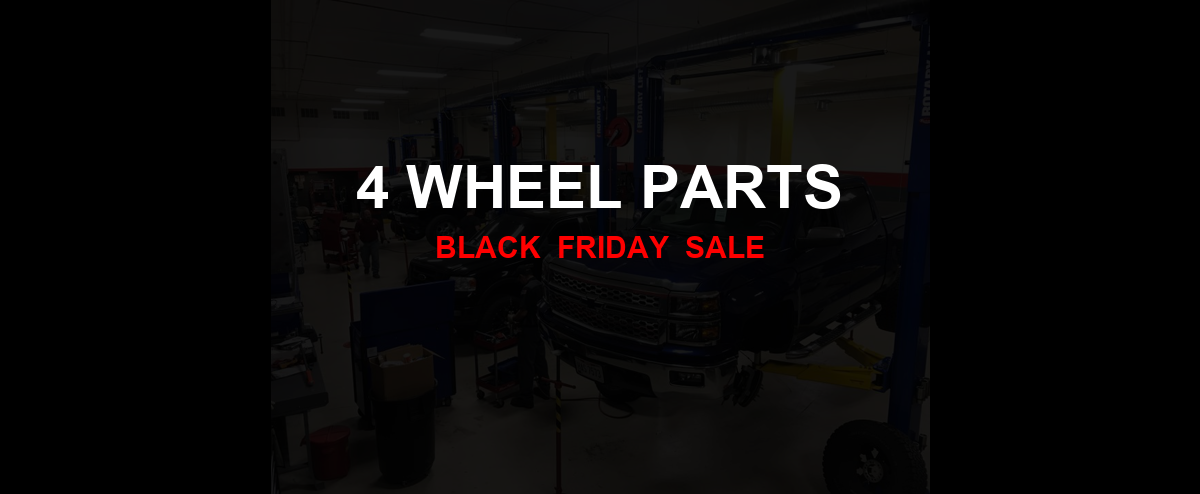 4 Wheel Parts [GJ_EVENT_WITH_YEAR] Ad, Sales [25+ Deals]