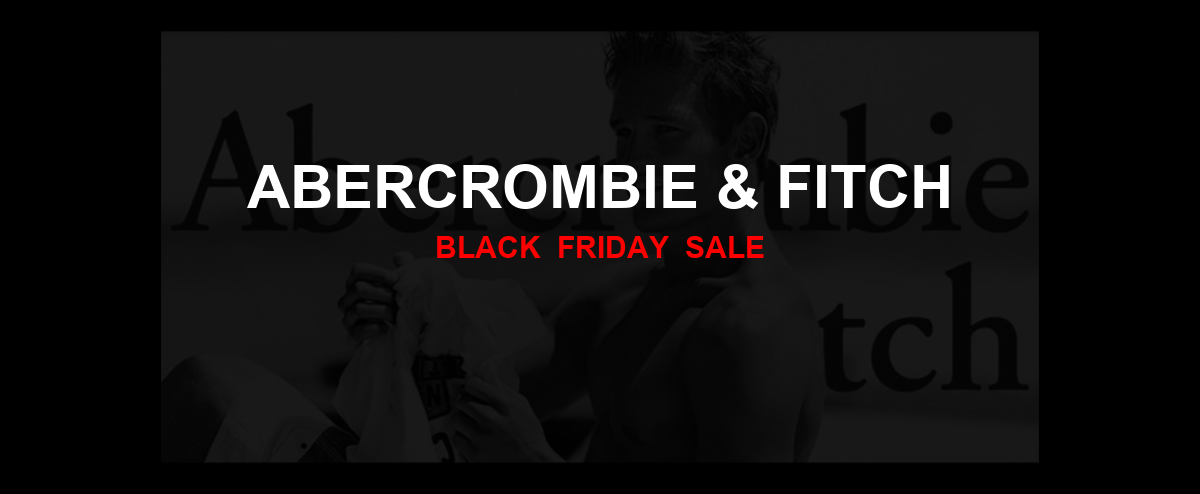 Abercrombie & Fitch Christmas 2020 Ad, Sales [25+ Deals]