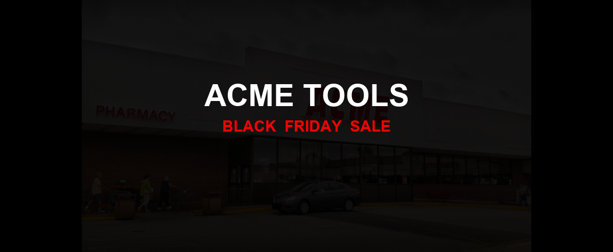 Acme Tools Christmas 2020 Ad, Sales [13+ Deals]