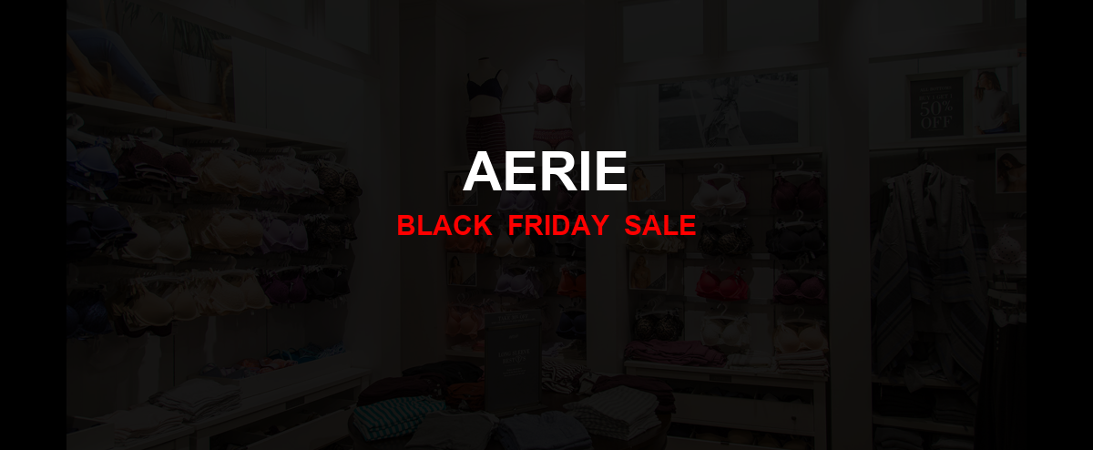Aerie Christmas 2020 Ad, Sales [19+ Deals]