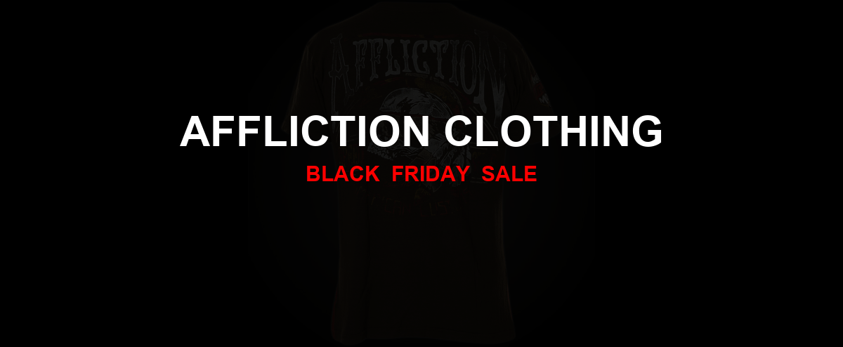 Affliction Clothing Black Friday 2020 Ad, Sales [17+ Deals]