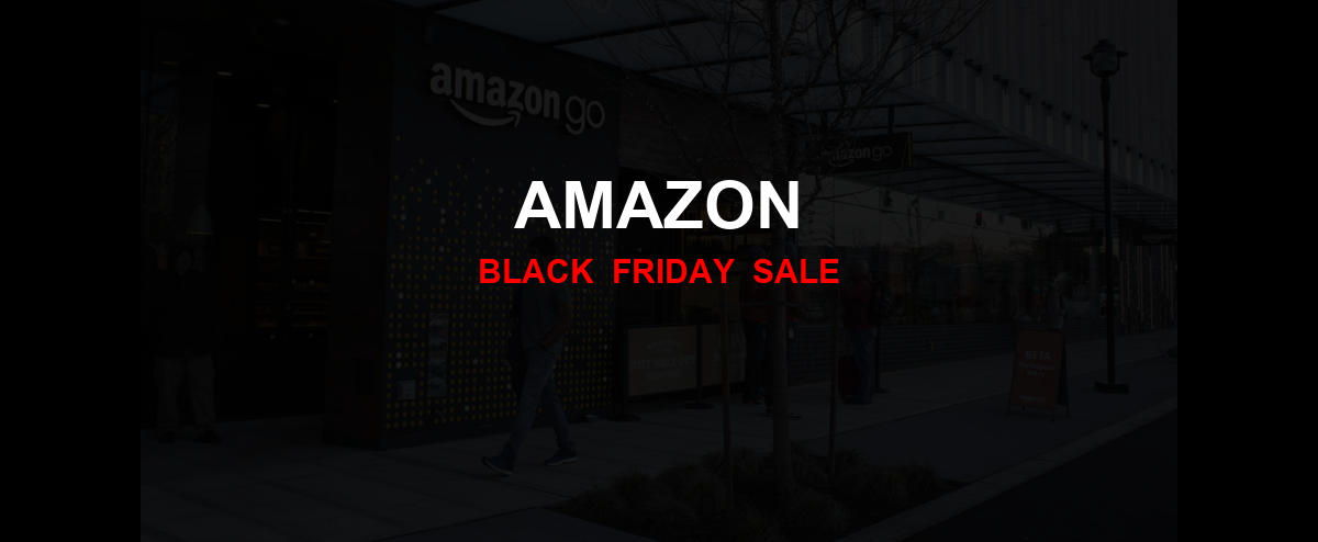 Amazon Black Friday 2020 Ad, Sales [15+ Deals]