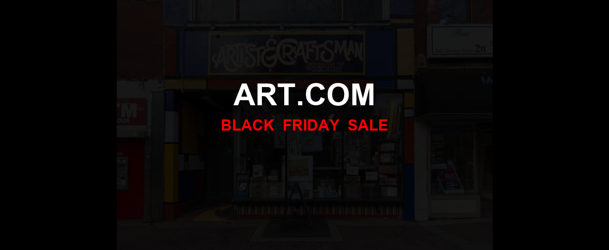 Art.com Christmas 2020 Ad, Sales [13+ Deals]