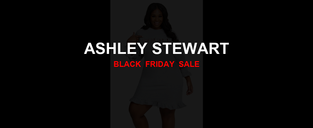 Ashley Stewart Christmas 2020 Ad, Sales [10+ Deals]