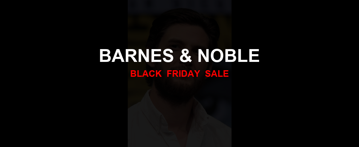 Barnes & Noble Black Friday 2020 Ad, Sales [11+ Deals]