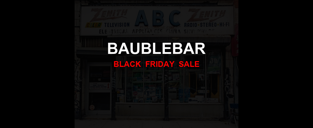 BaubleBar Christmas 2020 Ad, Sales [11+ Deals]