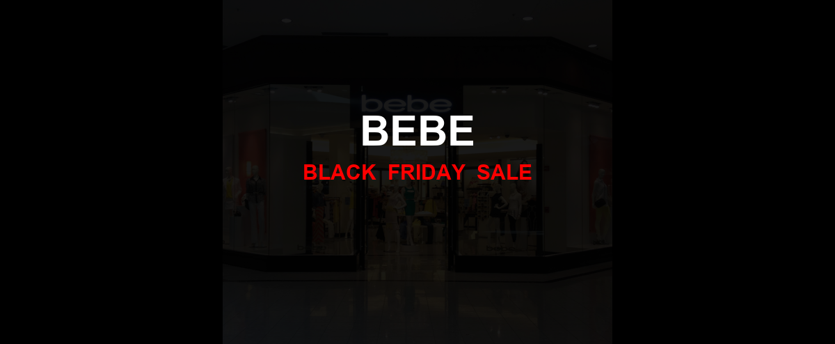 BEBE Christmas 2020 Ad, Sales [31+ Deals]