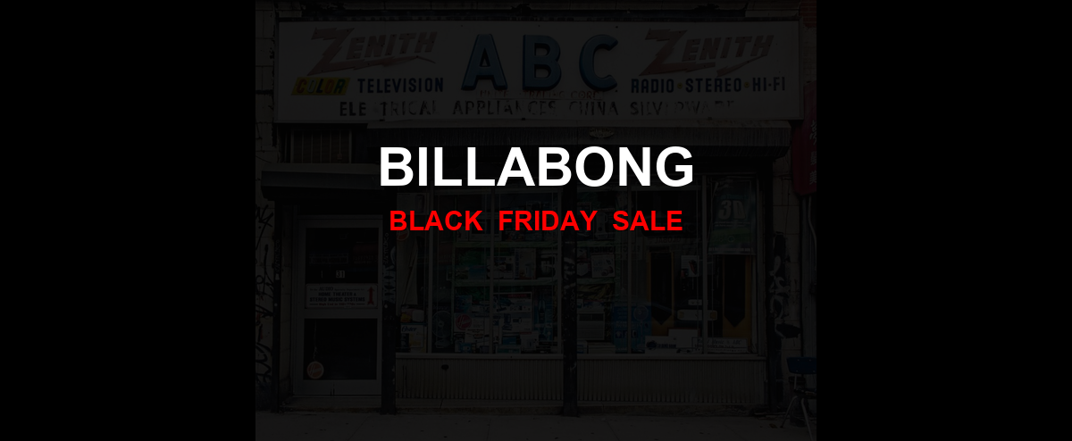 Billabong Black Friday 2020 Ad, Sales [20+ Deals]