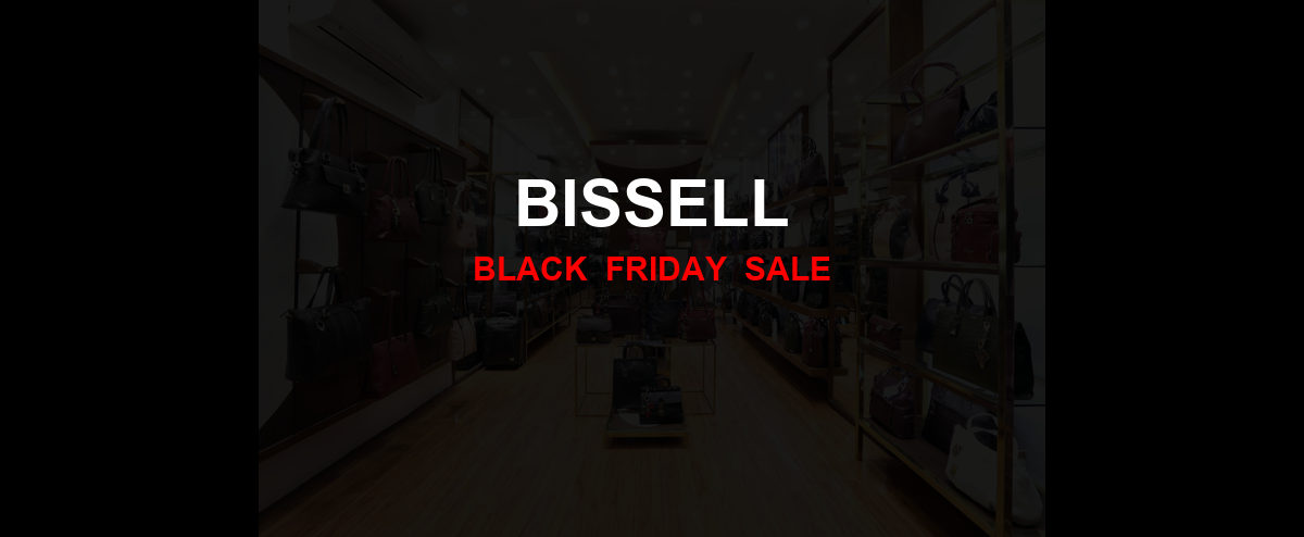 Bissell Black Friday 2020 Ad, Sales [50+ Deals]