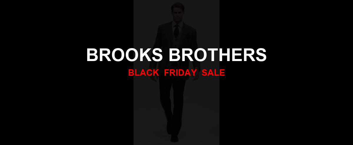 Brooks Brothers Christmas 2020 Ad, Sales [17+ Deals]