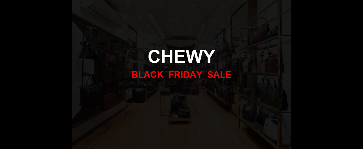 Chewy Black Friday 2020 Ad, Sales [31+ Deals]