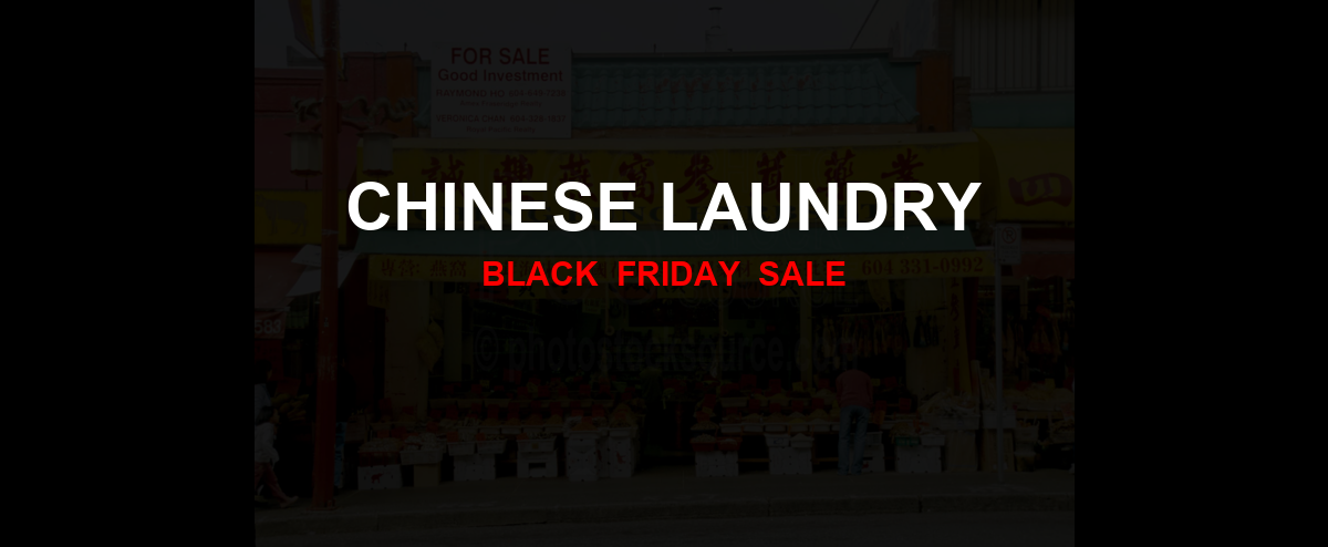 Chinese Laundry [GJ_EVENT_WITH_YEAR] Ad, Sales [25+ Deals]