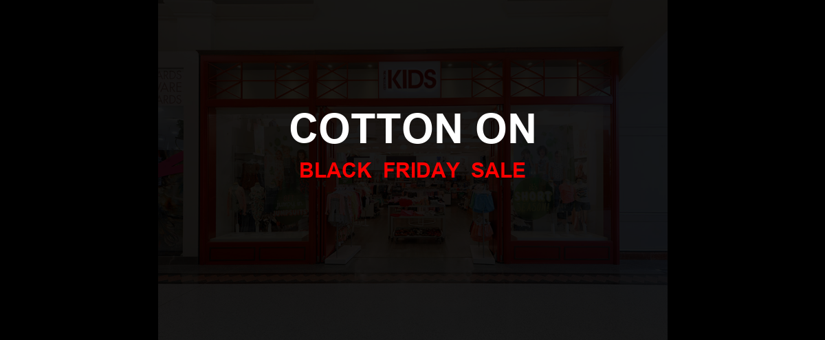 Cotton On Christmas 2020 Ad, Sales [21+ Deals]