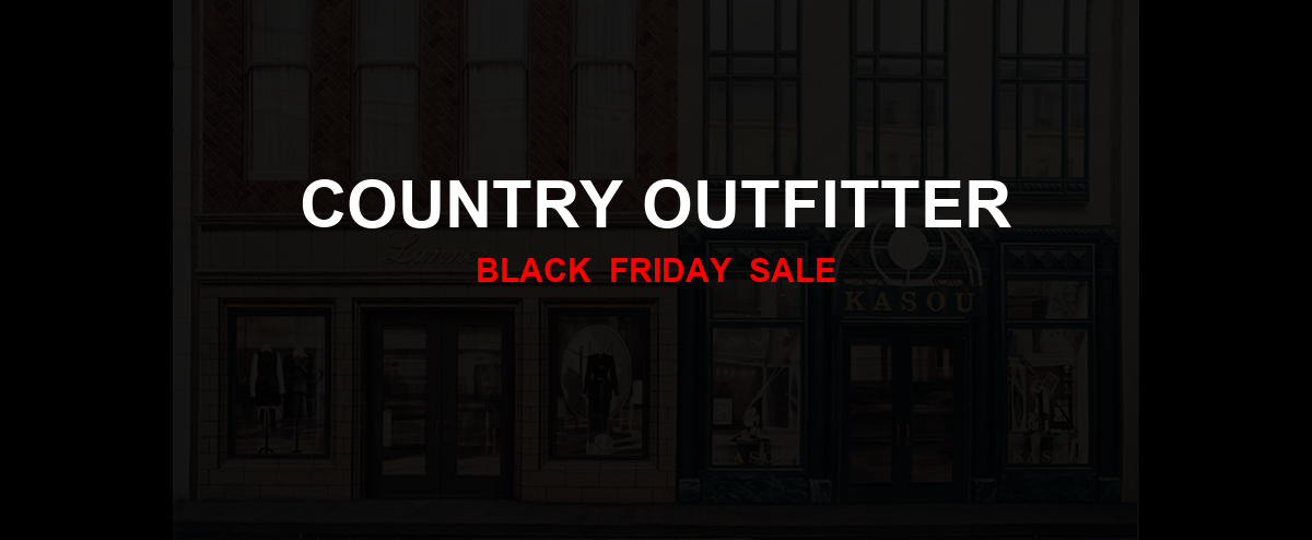 Country Outfitter Christmas 2020 Ad, Sales [31+ Deals]