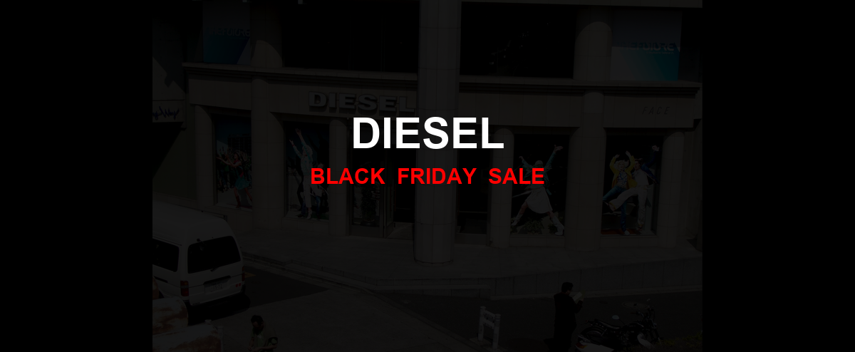 Diesel [GJ_EVENT_WITH_YEAR] Ad, Sales [14+ Deals]