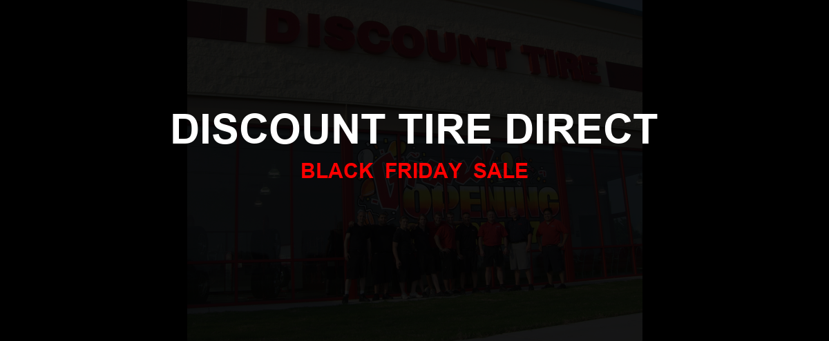 Discount Tire Direct Christmas 2020 Ad, Sales [10+ Deals]