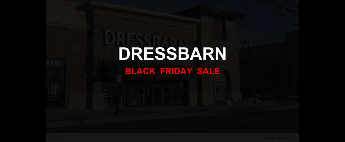 Dressbarn Black Friday 2020 Ad, Sales [20+ Deals]