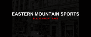 Eastern Mountain Sports [GJ_EVENT_WITH_YEAR] Ad, Sales [20+ Deals]
