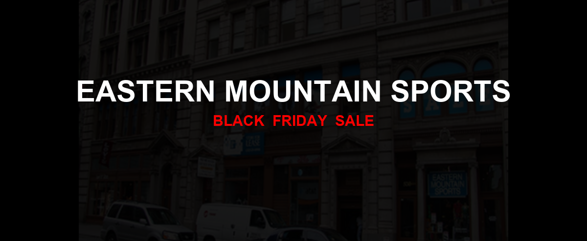 Eastern Mountain Sports Christmas 2020 Ad, Sales [20+ Deals]