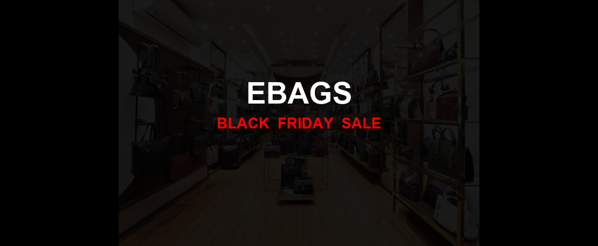 eBags Christmas 2020 Ad, Sales [50+ Deals]