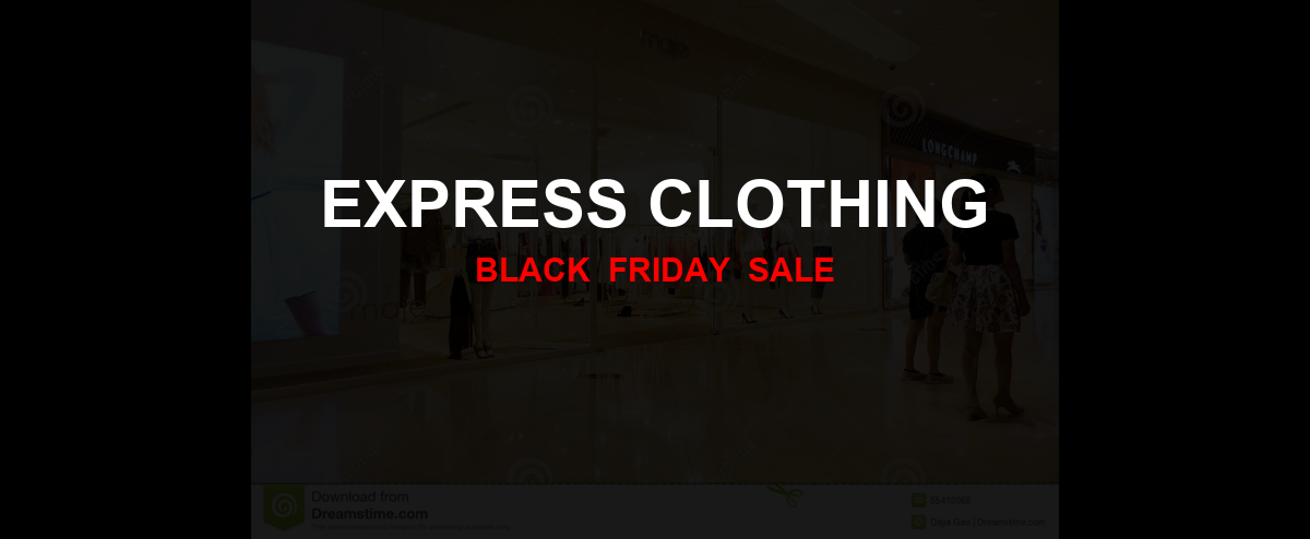 Express Clothing Christmas 2020 Ad, Sales [10+ Deals]