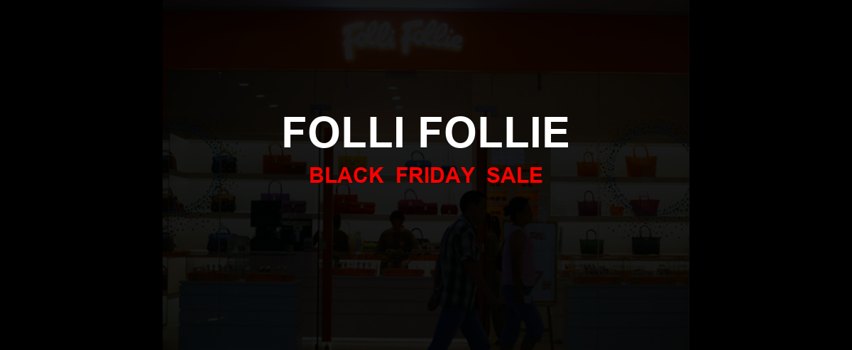 Folli Follie Christmas 2020 Ad, Sales [27+ Deals]