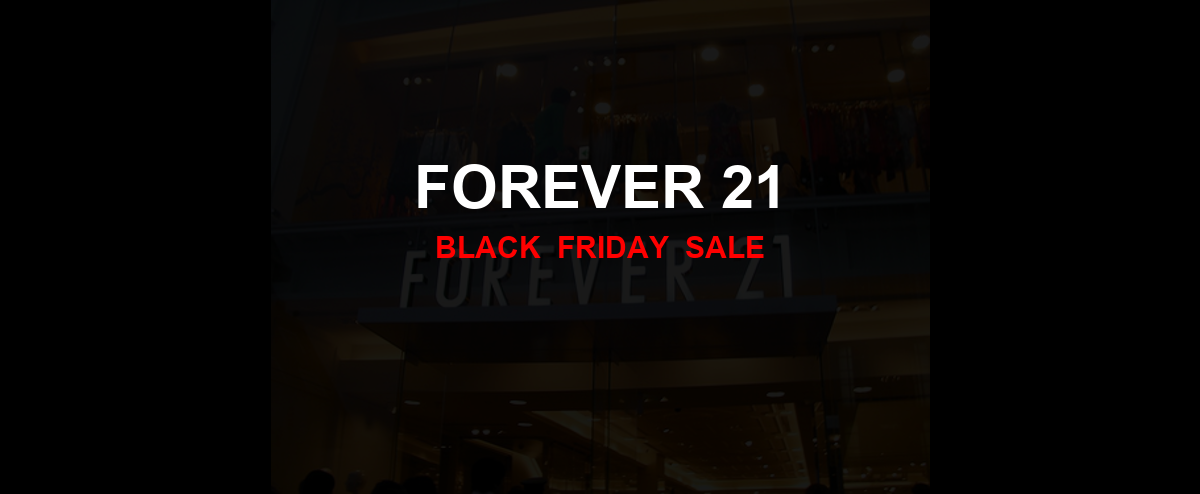 Forever 21 Christmas 2020 Ad, Sales [25+ Deals]