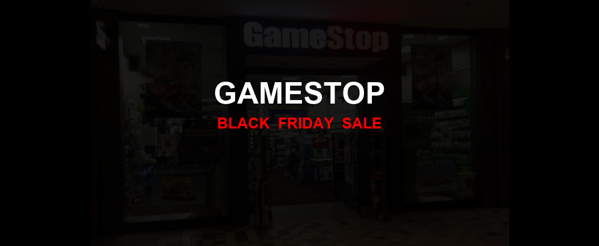 GameStop [GJ_EVENT_WITH_YEAR] Ad, Sales [31+ Deals]