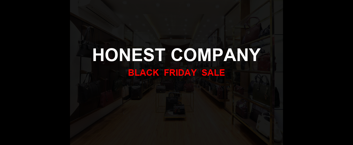 Honest Company Black Friday 2020 Ad, Sales [11+ Deals]