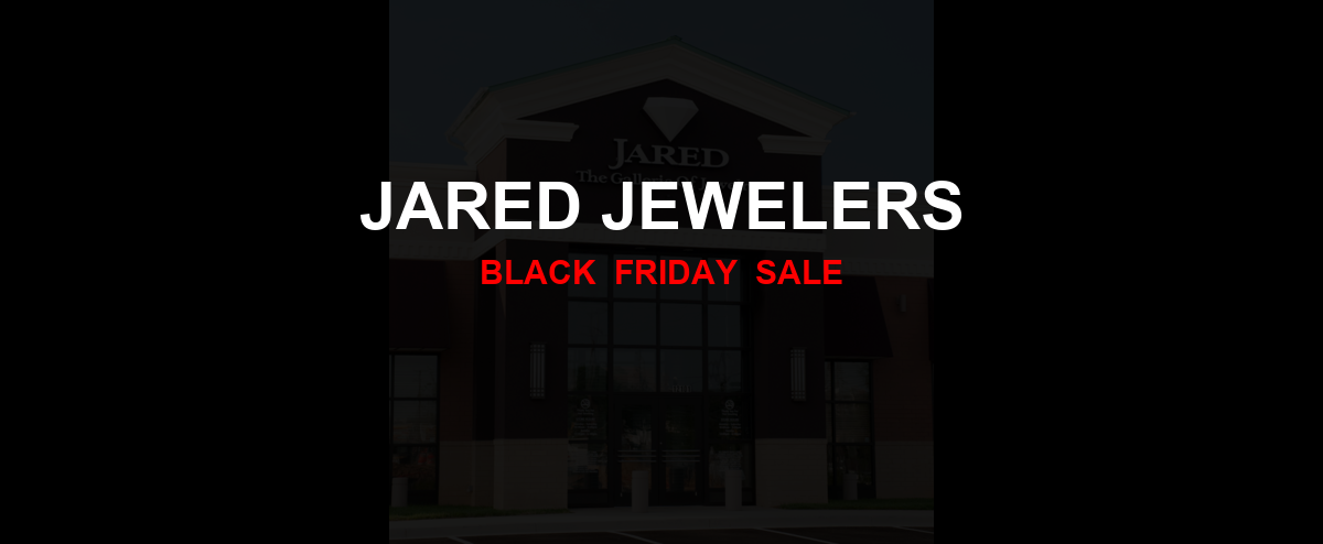 Jared Jewelers Black Friday 2020 Ad, Sales [31+ Deals]