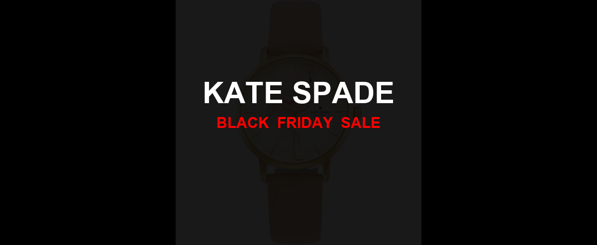 Kate Spade Black Friday 2020 Ad, Sales [10+ Deals]