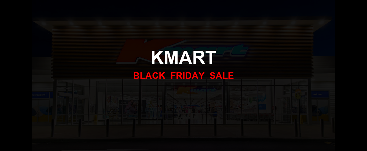 Kmart Black Friday 2020 Ad, Sales [11+ Deals]