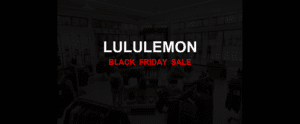 Lululemon Black Friday 2020 Ad, Sales [50+ Deals]