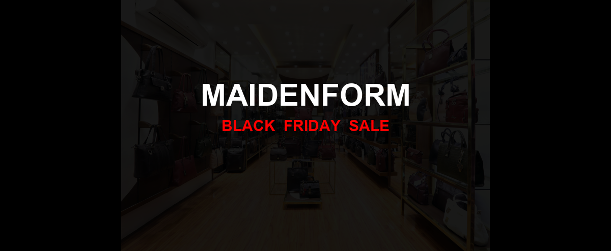 Maidenform Black Friday 2020 Ad, Sales [10+ Deals]
