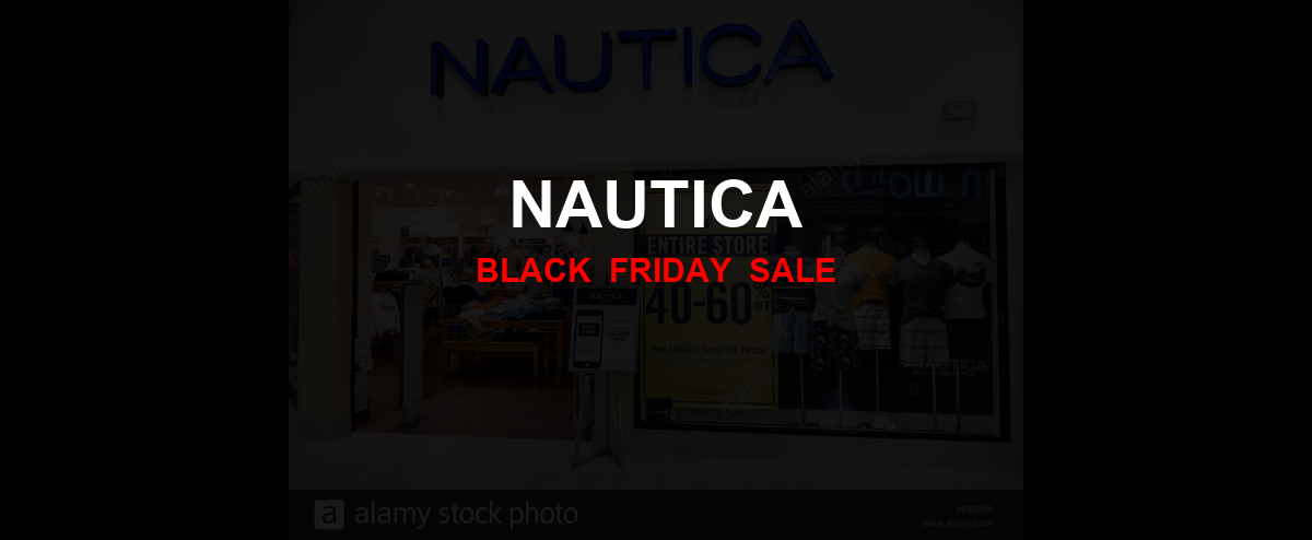 Nautica Black Friday 2020 Ad, Sales [27+ Deals]