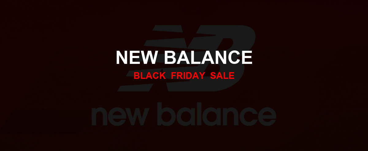 New Balance Black Friday 2020 Ad, Sales [10+ Deals]
