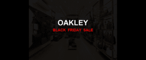 Oakley [GJ_EVENT_WITH_YEAR] Ad, Sales [20+ Deals]