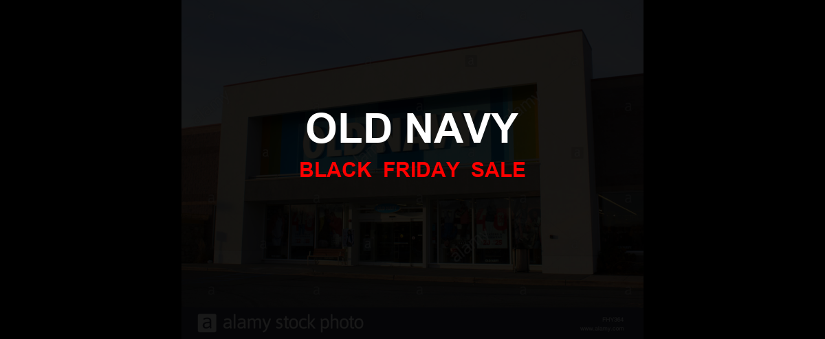 Old Navy Black Friday 2020 Ad, Sales [14+ Deals]