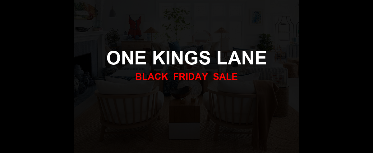 One Kings Lane Christmas 2020 Ad, Sales [10+ Deals]
