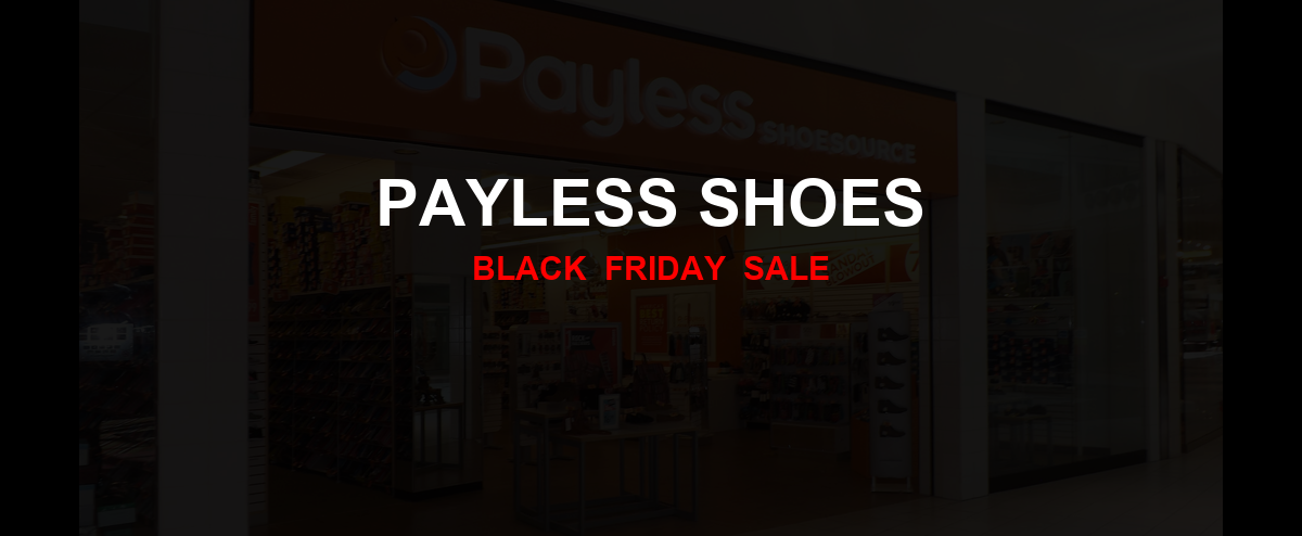 Payless Shoes Black Friday 2020 Ad, Sales [13+ Deals]