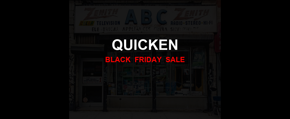 Quicken Black Friday 2020 Ad, Sales [19+ Deals]