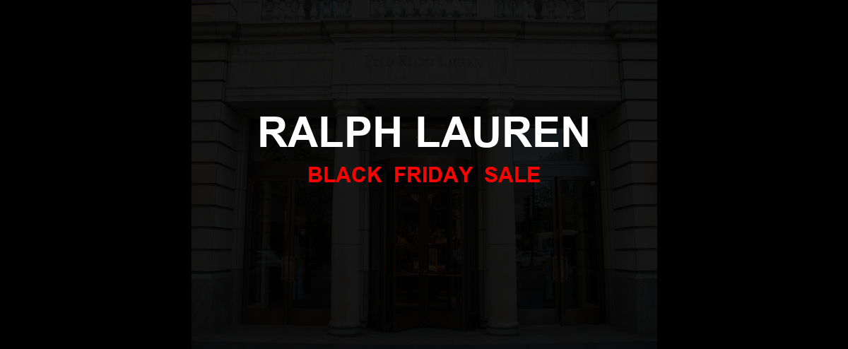 Ralph Lauren Christmas 2020 Ad, Sales [11+ Deals]