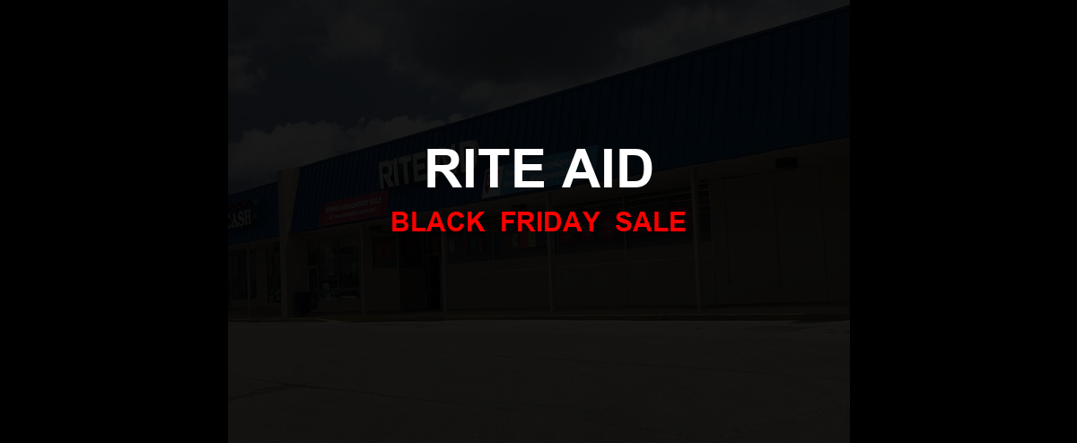 Rite Aid Christmas 2020 Ad, Sales [33+ Deals]