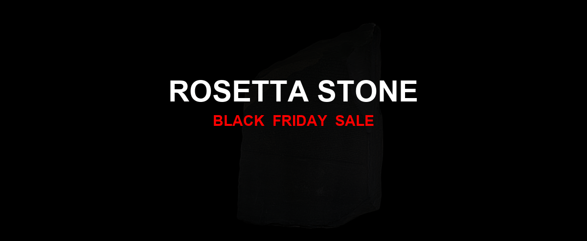 Rosetta Stone Black Friday 2020 Ad, Sales [15+ Deals]