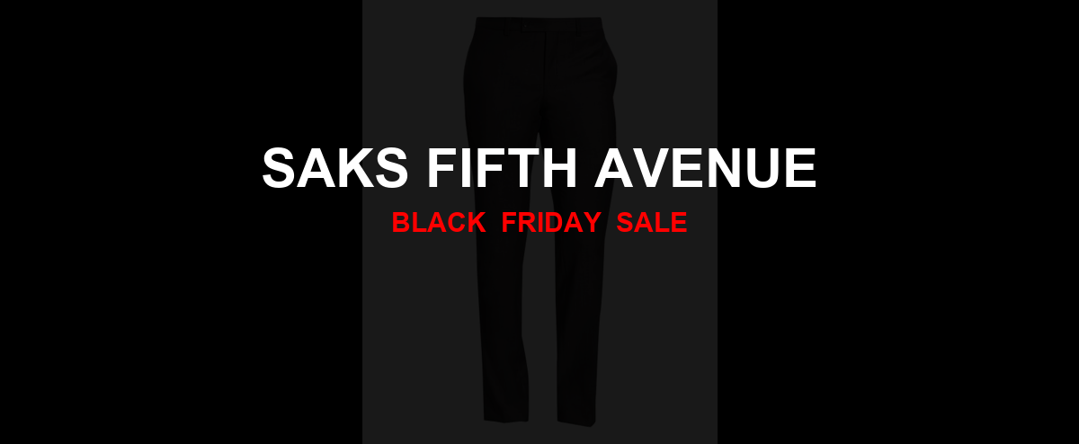 Saks Fifth Avenue Christmas 2020 Ad, Sales [33+ Deals]