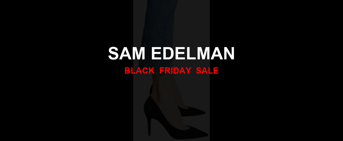 Sam Edelman Christmas 2020 Ad, Sales [13+ Deals]