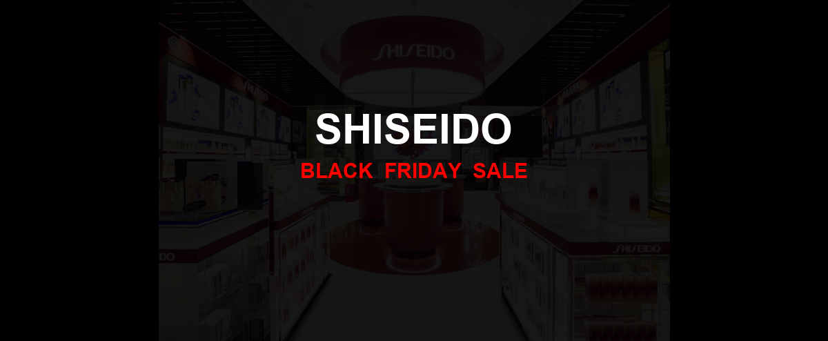 Shiseido [GJ_EVENT_WITH_YEAR] Ad, Sales [20+ Deals]