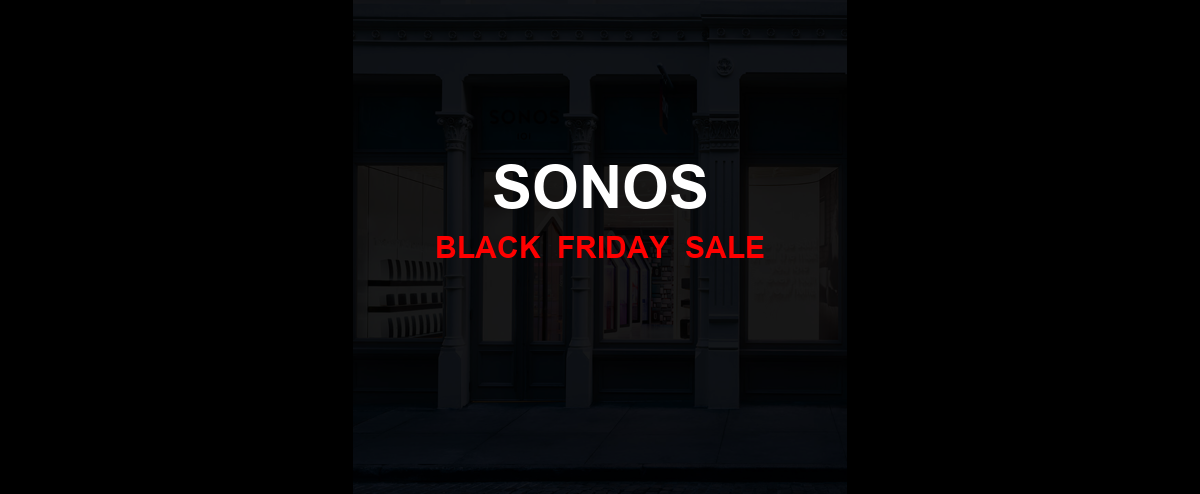Sonos Christmas 2020 Ad, Sales [15+ Deals]