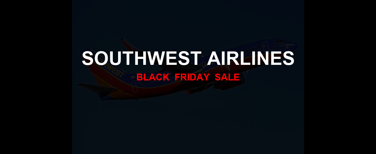 Southwest Airlines Christmas 2020 Ad, Sales [20+ Deals]