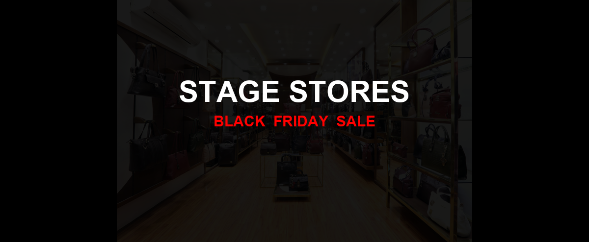 Stage Stores Black Friday 2020 Ad, Sales [27+ Deals]